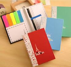 Notebook Cover Decoration New Hard Cover London Notebook Agenda 2017 Sticky Notes Planner