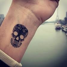 101 skull tattoo designs for boys and girls to try
