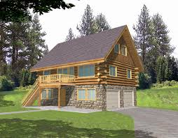 Lake House Plans Walkout Basement Fresh Mountain Small House Plans