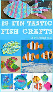 28 fin tastic fish crafts for kids homeschooling resources