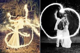 Sparklers For Weddings Fourth Of July Inspired Wedding Ideas Bridalguide