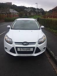 used ford focus cars for sale in pontefract west yorkshire gumtree