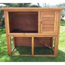 summer meadows double storey extra large rabbit hutch u2013 next day