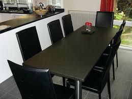 table de cuisine blanche best table de cuisine noir gallery amazing house design