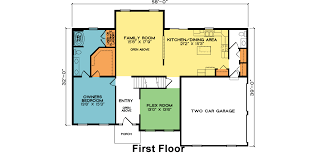 Belmonte Builders Floor Plans Belmont Fine Line Homes