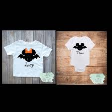 halloween toddler shirt personalized halloween toddler shirt and bodysuit minnie or