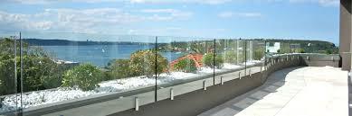 frameless pictures custom frameless glass balustrades sydney glass balustrading sydney