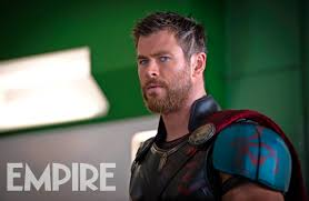 Thor Ragnarok Exclusive New Look At Chris Hemsworth In Thor Ragnarok News