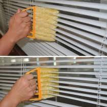 Window Blind Duster Cleaning Brushesmicrofibre Venetian Blind Blade Cleaner Window