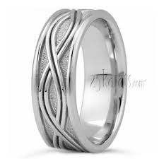 eternity wedding bands and rings 25karats page 2 made wedding bands braided two tone wedding bands gold