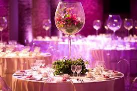 mariage deco décoration de table de mariage