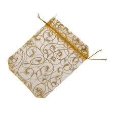 where to buy gift bags where to buy 100pcs chagne eyelash organza drawstring pouches