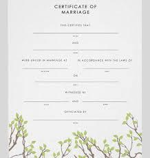 sample marriage certificate hitecauto us