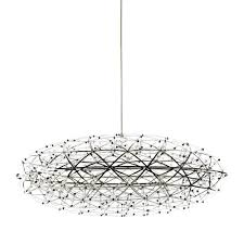 zafu dimmable led suspension by moooi ulmolledz75a