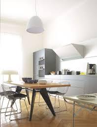 cuisine dans loft cuisine ouverte sur la salle à manger 50 idées gagnantes