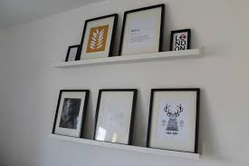 nicki kinickie decor gallery shelves