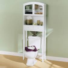 Bathroom Wall Cabinets Over The Toilet by Nice White Over The Toilet Cabinet 1 Bathroom Cabinets Over