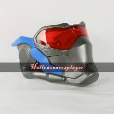Halloween Prop Manufacturers by Overwatch Soldier 76 Mask Halloween Ow Soldier 76 Cosplay Mask