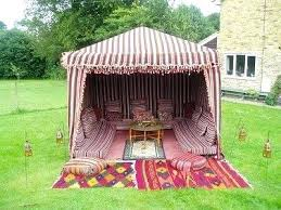 moroccan tents garden gazebo tent uk arabian and moroccan tent i would