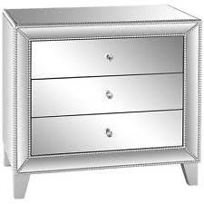 Mirrored Accent Table Accent Tables Ebay
