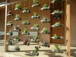 recycled materials for garden decoration google search craft