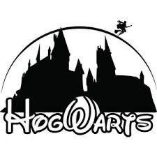 hogwarts alumni sticker hogwarts two polyvore