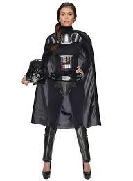 Star Wars Darth Vader Female Bodysuit Buycostumes