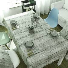 Coffee Table Cloth by Amazon Com Vintage Wood Grain Tablecloth Rogerray Cotton U0026 Linen
