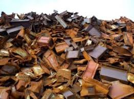 mengenal besi scrap atau besi tua hi steel