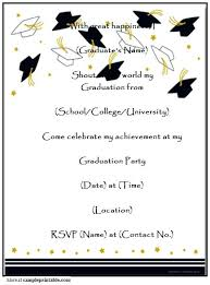 how to make graduation announcements grad invite templates graduation announcement templates free 2015