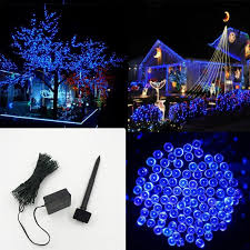 best 20m 200 led light solar string led garden lights