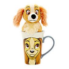 Lady Tramp Characters Merchandise Disney Store