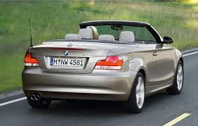 bmw 1 series convertible review 2008 2013 parkers