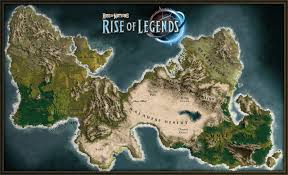 League Of Legends World Map by Rise Of Legends Vs Gate Thus The Jsdf Fought There