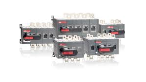manual operated change over switches switches abb