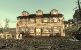 gibson house fallout wiki fandom powered by wikia