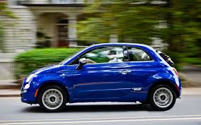 2012 fiat 500 cabrio first drive motor trend