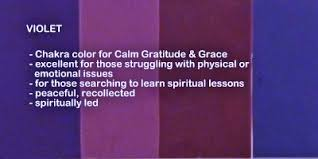 purple color meaning spiritual meaning of colors in captured wishes gift vessels