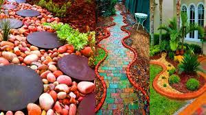 ingenious and creative diy garden path ideas gardening ideas youtube