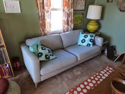 ikea legs hack sofa ikea karlstad sofa slipcover ikea karlstad sofa leg hack
