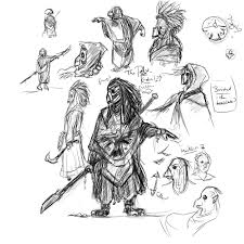 rough bird people sketches for the world i u0027m creating worldbuilding