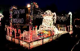 30th Annual Fantasy Of Lights Christmas Parade Howell Mi November