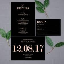 wedding invitations traditional modern wedding invitation by beija flor studio