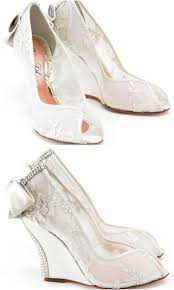 wedges for wedding dress best 25 wedge wedding shoes ideas on bridal wedges