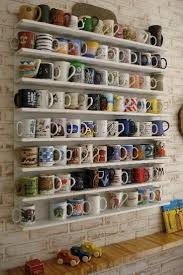 the 25 best coffee mug storage ideas on pinterest hanging mugs