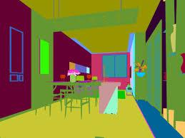 family living room restaurant design 3d model max