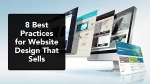 ladaire design 8 best practices for website design that sells