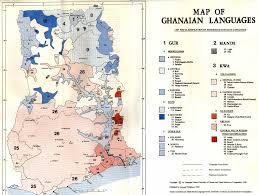 Map Of Ghana Context U2013 Anomabu Ghana Musicking In A Fante Community
