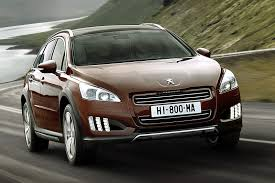 peugeot diesel cars peugeot details all new 508 rxh diesel electric hybrid crossover