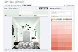 house painting color selection software home painting